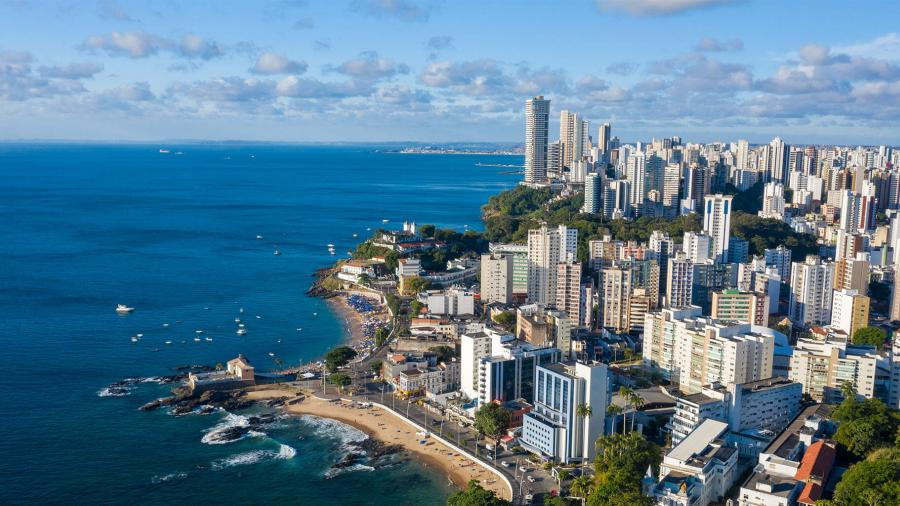 ESL Salvador Bahia language stay