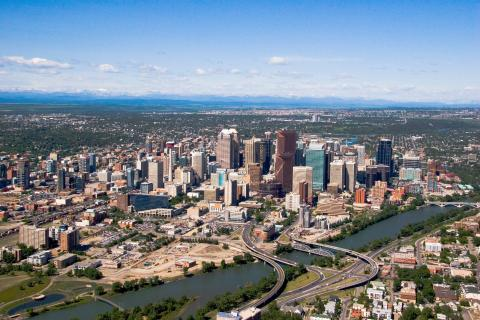 ESL Calgary language stay