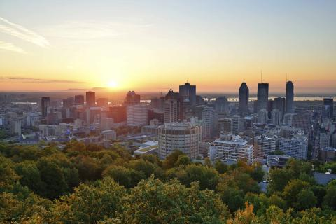 ESL Montreal language stay