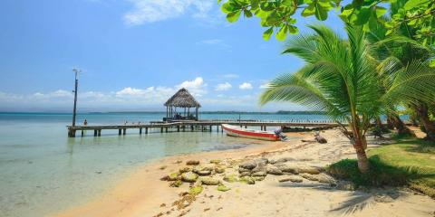 ESL Bocas del Toro language stay