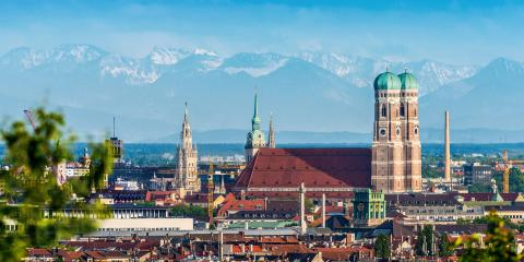 ESL Munich language stay